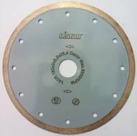 Алмазный диск на станок без воды, для керамической плитки, резка без сколов, Distar Decor 180x2,0x1,5x8,5x25,4