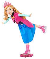 Disney Анна на коньках Frozen Skating Anna Doll, фото 1