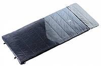 Спальный мешок Deuter Space I titan/black правый (37001 4100 0)