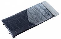 Спальный мешок Deuter Space II titan/black правый (37011 4100 0)