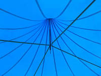 Разборные и быстровозводимые палатки и шатры - какие они?