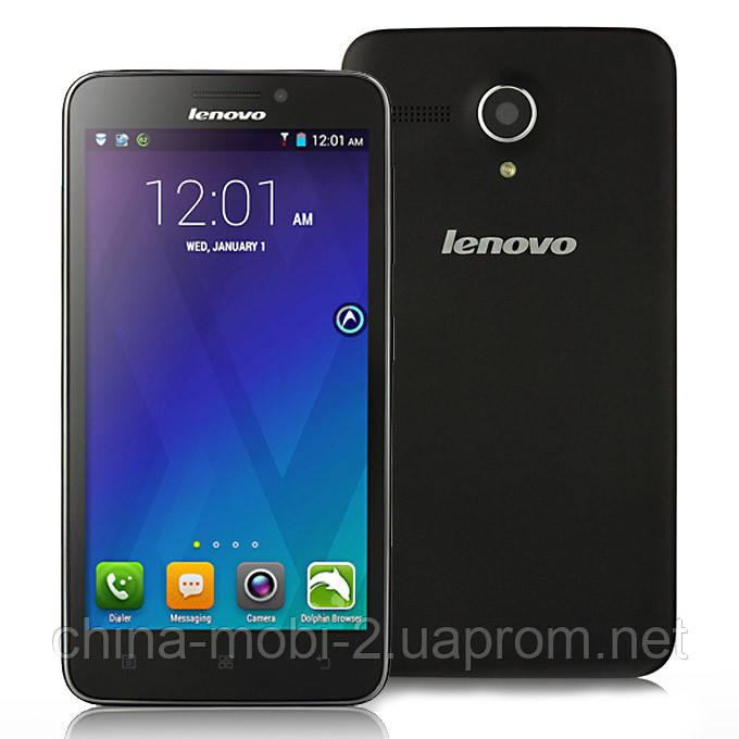 Смартфон Lenovo A606 Black