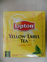 Чай Липтон 100 пакетов