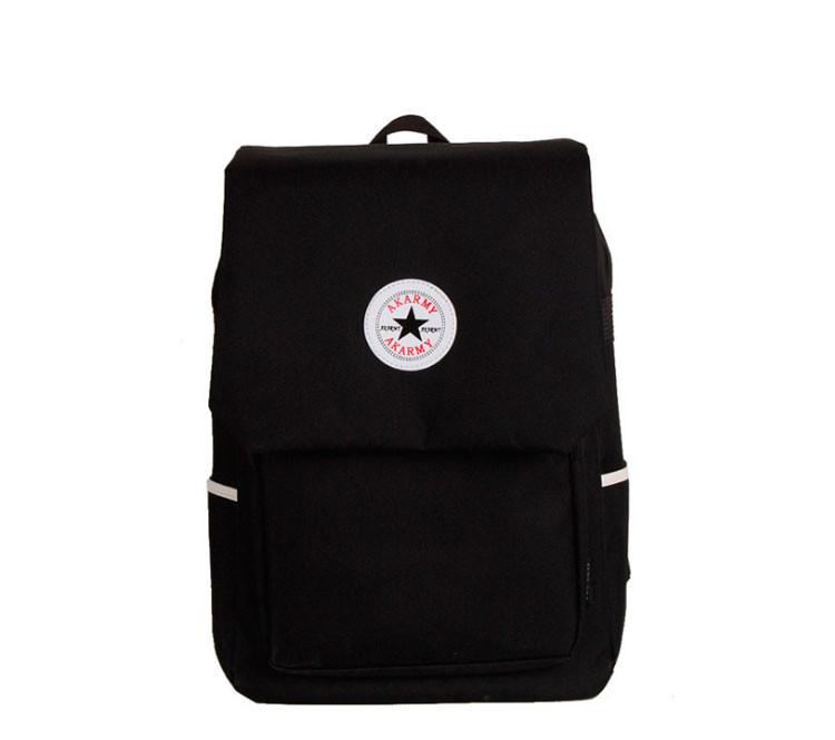 Рюкзак Akarmy чорного кольору