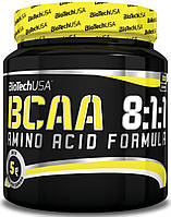 BCAA 8:1:1 BioTech, 300 грамм (без вкуса)