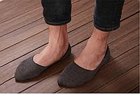 Следы подследники мужские с силиконом Legs