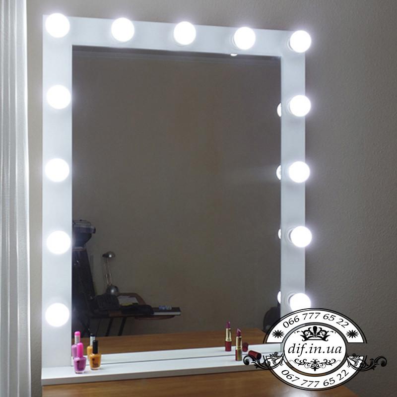 Гримерное зеркало для мастера макияжа, причесок 80*100 см