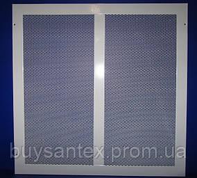 Декоративная решетка под гипс 640*640