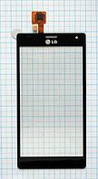Тачскрин сенсорное стекло для LG P880 Optimus 4X HD black