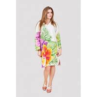 Оригинальное модное женское платье-туника