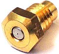 Форсунка запальная латунная (без фирменной упаковки) Bosch-Junkers, артикул 8708200327, код сайта 4142