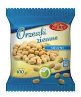 Орешки арахис соленый Salino, 100 гр