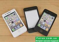 Блокнот-стикер iPhone4