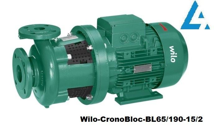 Насос Wilo BL65/190-15/2. Цена грн Украина