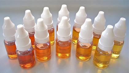 Жидкость для заправки электронной сигареты