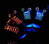 Светящиеся шнурки для обуви