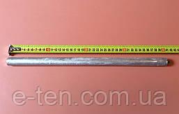 Анод магниевый Италия  Ø21мм / L=400мм / резьба M6*10мм   оригинал