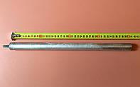Анод магниевый Италия  Ø26мм / L=400мм / резьба M8*25мм   оригинал, фото 1