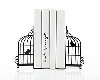 Держатель для книг Клетка с птицами