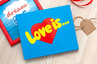 Шоколадный набор Love is XL