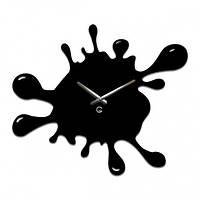 Дизайнерские настенные часы Blot