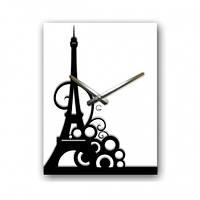 Оригинальные настенные часы  Paris