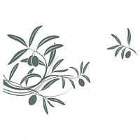 Виниловая Наклейка Olive