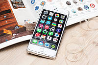 Шоколадная плитка iPhone белая