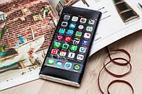 Шоколадная плитка iPhone черная