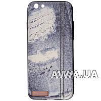 Чехол-накладка WK для Apple iPhone 6 / 6S Jeans
