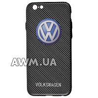 Чехол-накладка WK для Apple iPhone 6 / 6S Volkswagen