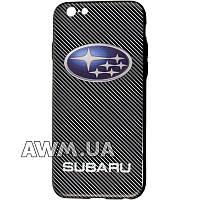 Чехол-накладка WK для Apple iPhone 6 / 6S Subaru