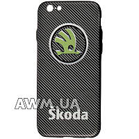 Чехол-накладка WK для Apple iPhone 6 / 6S Škoda