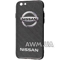 Чехол-накладка WK для Apple iPhone 6 / 6S Nissan