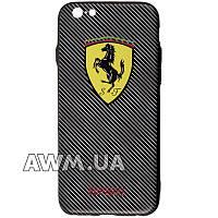 Чехол-накладка WK для Apple iPhone 6 / 6S Ferrari