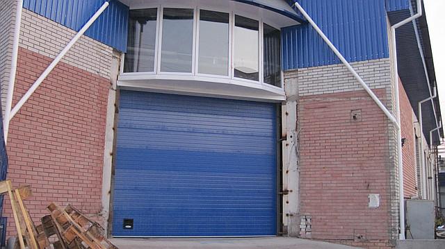 Ворота для промышленных объектов Doorhan, Запорожье