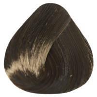 Крем-краска для седых волос DE LUXE Silver 4/0 Шатен 60 мл