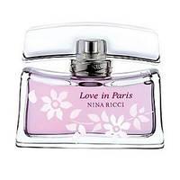 Женская туалетная вода Nina Ricci Love In Paris Fleur de Pivoine (Нина Риччи Лав ин Париж Флер де Пион)