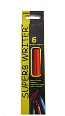 Цветные карандаши Marco 6цв