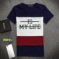 Мужская футболка опк1039