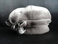 Оптовая цена на женские шапки из искусственной нерпы