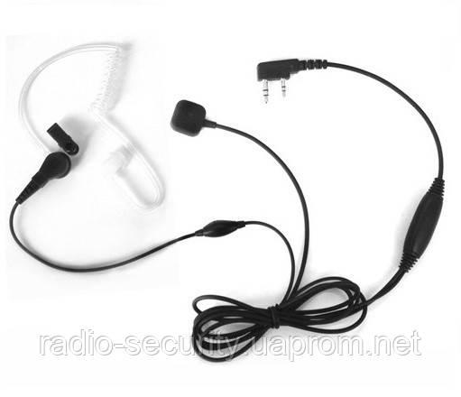 Rhinoceros AC-0825, гарнитура 2-х проводная, звуковод