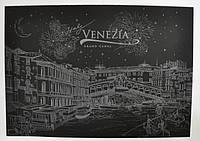 Скретч картина Венеция ночью