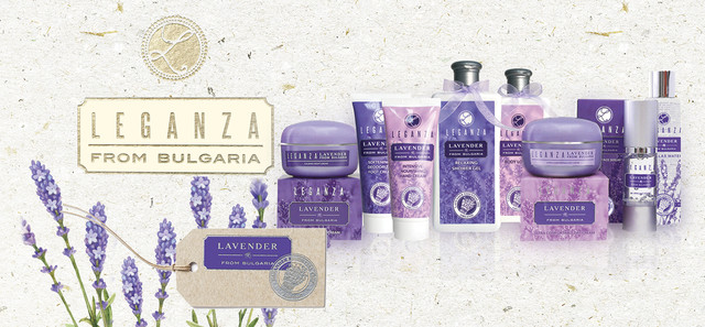 Leganza Lavender from Bulgaria