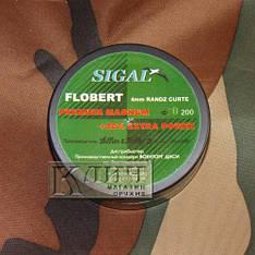 Патрон Флобера Sellier&Bellot Sigal, 200 шт