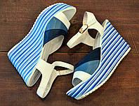 Летние морские босоножки из натуральной кожи Ari Andano, фото 1