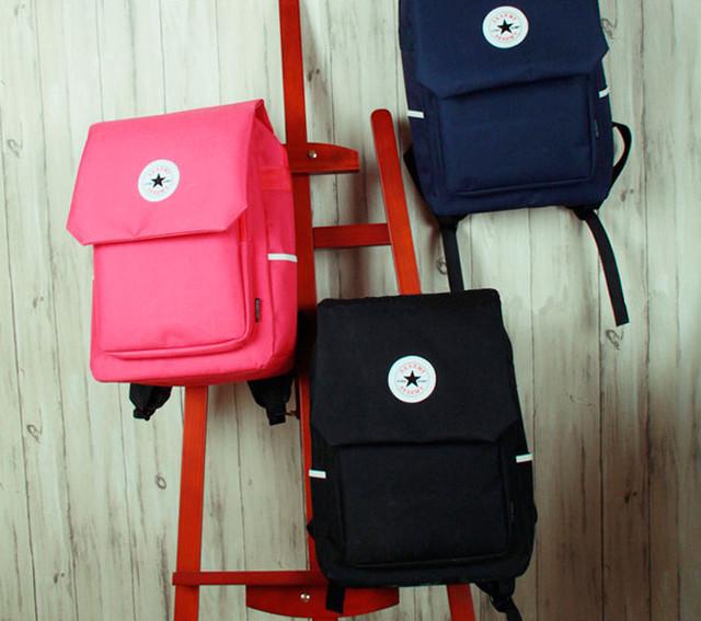 Рюкзаки Akarmy в ассортименте синий черный и розовый