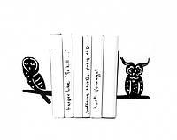 Держатель для книг Пара мудрых птиц