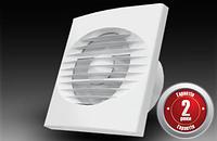 Вентилятор осевой настенный со шнурком Dospel Zefir 100 WP