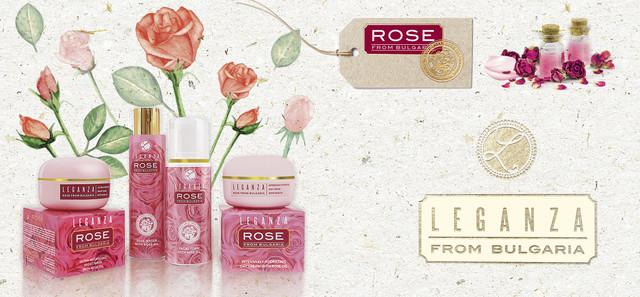 Leganza Rose from Bulgaria